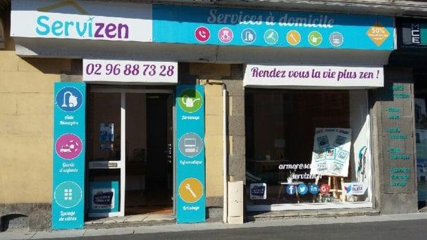 Services ménage à domicile Servizen St Malo