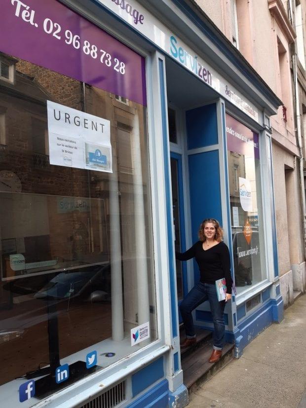 Servizen : Aide à domicile Saint Brieuc