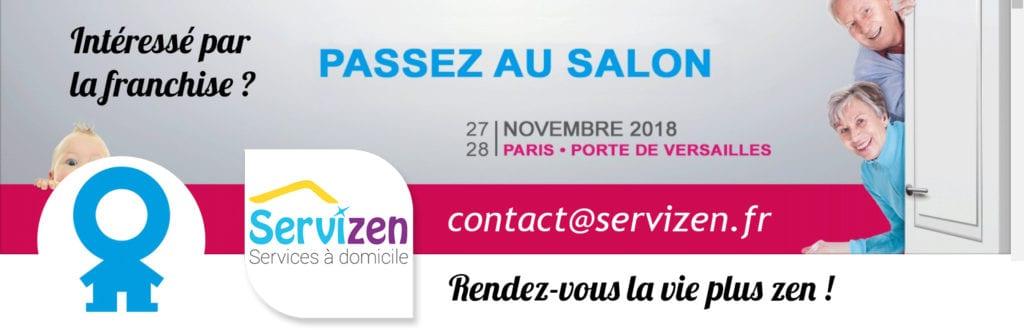 Servizen Salon Services à la personne de Paris