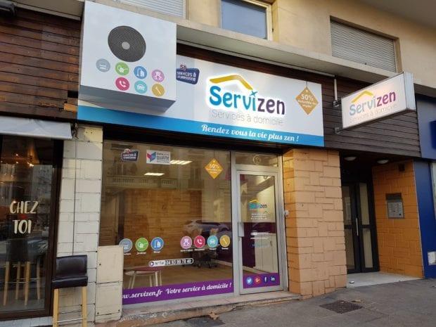 Agence Servizen Services à domicile Cannes