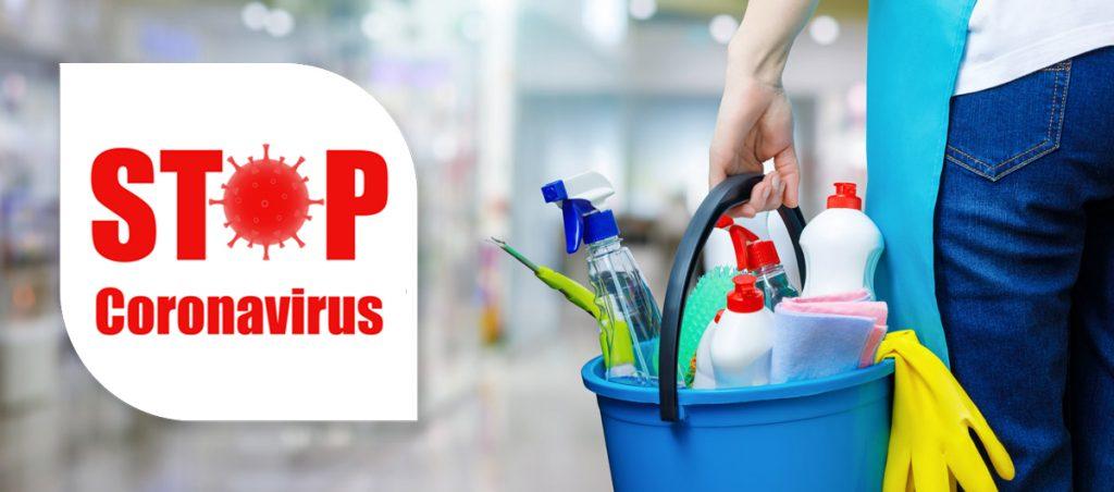 Produit nettoyage désinfectant